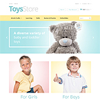 Toys Store Theme For Prestashop