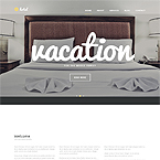 Spacious Hotel Wordpress Theme