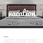 Spacious Hotel Wordpress Theme
