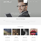 John Milford Theme For Wordpress