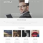 John Milford Theme For Wordpress