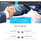 Success Business Wordpress Theme Template