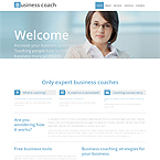 Business Coach Site Template