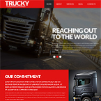 Trucky Company Wordpress Theme