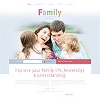 Family Planning Joomla Template