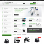 Secure Service Template For Prestashop