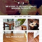Wooden Products Template