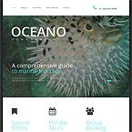 Oceanarium Web Template