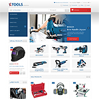 Advice Tools & Equipment Magento Theme
