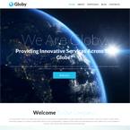 Globy Joomla Template