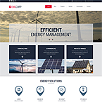 Lighten Industrial Web Site Template