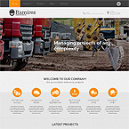 Architectural Team Wordpress Theme