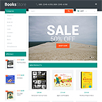 Books Store Magento Theme