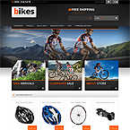 Bikes Sport Zencart Template