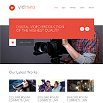 Vidmeo Production Template Design