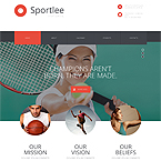 Sportlee School Web Template