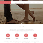 Love Sweetheart Wordpress Theme