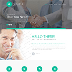 Enterprise Corporate Web Template