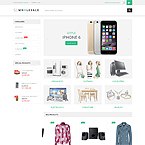 Wholesale Products Magento Template