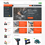 Tools Store Magento Theme