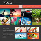 Video Media Wordpress Theme