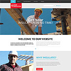 Home Projects Website Template