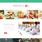 Perfection Cafe Template