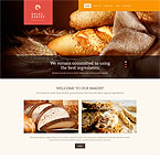 Fancy Bakery Wordpress Theme