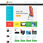 Smart Electronic Virtuemart Theme
