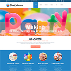 Entertainment Joomla Template