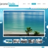 Multicolor Portfolio dynamic XML Flash template