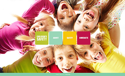 Safe Children Drupal Template