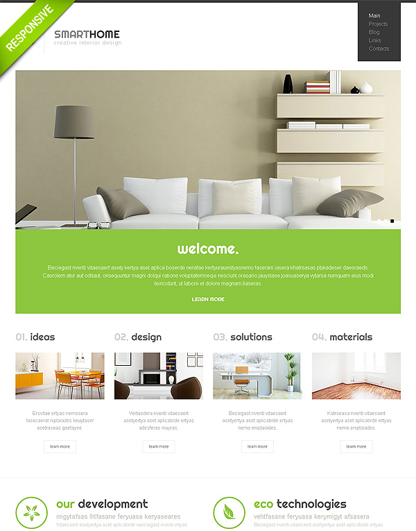 Style Design Wordpress Blog