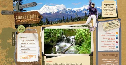 website du lịch - mạng xã hội