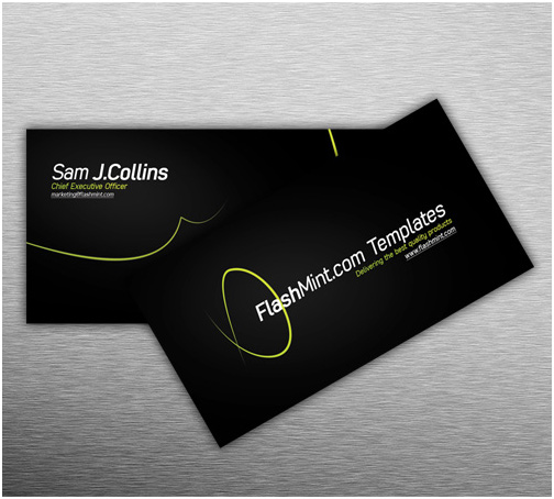 How to create a stylish business card template in adobe photoshop final business card template fbccfo