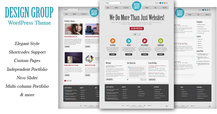 WordPress Theme Freebies