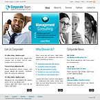 Co. team business CMS flash template