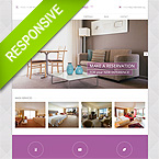 Hotel Responsive Bootstrap HTML Theme