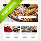 Bakery Responsive Bootstrap HTML Theme