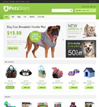 Veterinary Magento Theme