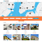 Apartments Search Wordpress Site