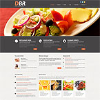 European Wordpress Template
